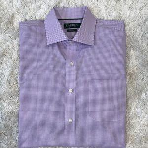 Men's Ralph Lauren Dress Shirt 16 1/2  34/35